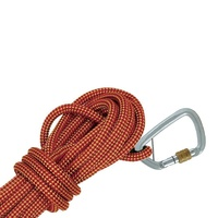 Hi-Safe Rope Safety Lines w/ Screwgate Karabiner